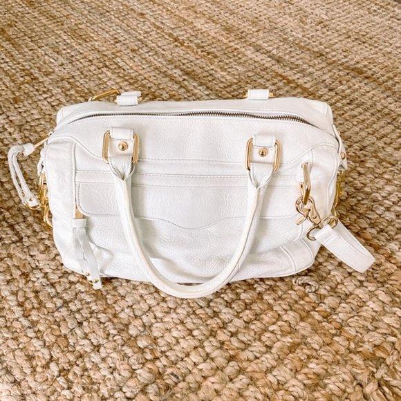 Rebecca Minkoff Handbags - Rebecca Minkoff Morning After Bag MAB white
